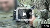 動画:負傷者の腕への処置