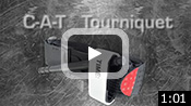 動画:戦術止血帯CATの収納方法